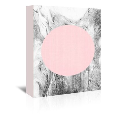 Americanflat 'Geometric' by Lila and Lola Graphic Art Wrapped on Canvas