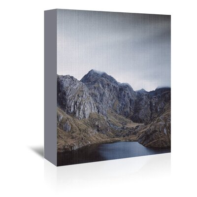 Americanflat 'Landscape 2' by Lila and Lola Photographic Print Wrapped on Canvas