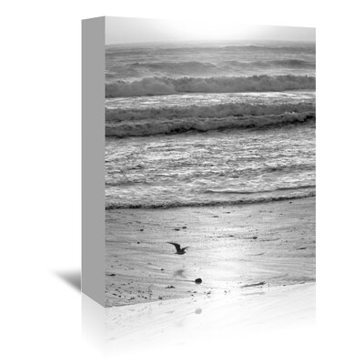 Americanflat 'Pacific Ocean Seascape 22' by Murray Bolesta Photographic Print Wrapped on Canvas