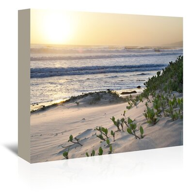Americanflat 'Pacific Ocean Seascape 5' by Murray Bolesta Photographic Print Wrapped on Canvas