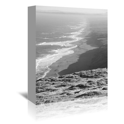 Americanflat 'Pacific Ocean Seascape 59' by Murray Bolesta Photographic Print Wrapped on Canvas
