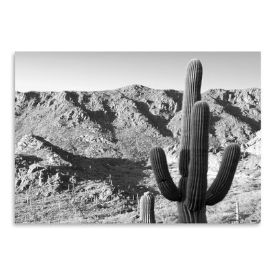 Americanflat 'Gates Pass Black White' by Murray Bolesta Photographic Print