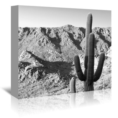 Americanflat 'Gates Pass' by Murray Bolesta Photographic Print Wrapped on Canvas