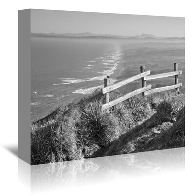 Americanflat 'Pacific Ocean Seascape 51' by Murray Bolesta Photographic Print Wrapped on Canvas