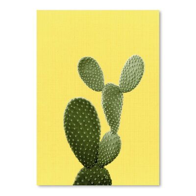 Americanflat 'Cactus' by Lila and Lola Graphic Art