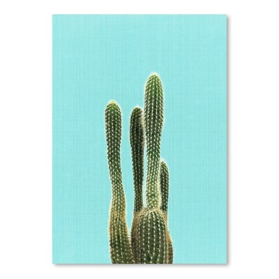 Americanflat 'Cactus' by Lila and Lola Photographic Print