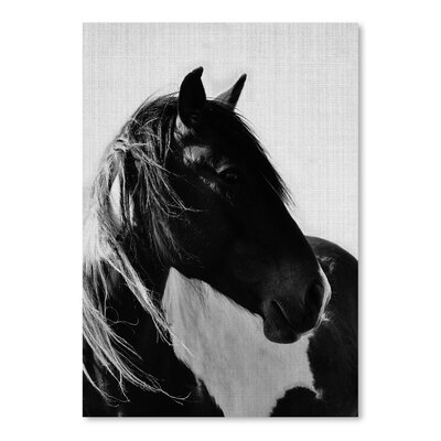 Americanflat 'Wild Horses 2' by Lila and Lola Photographic Print