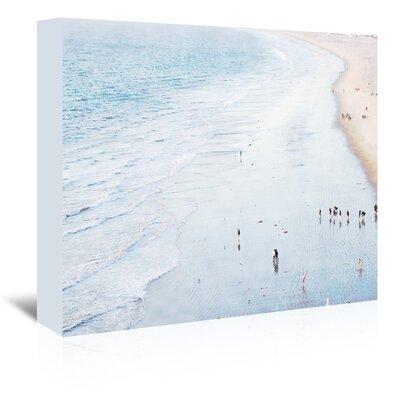 Americanflat 'Santa-Monica-2' by Mina Teslaru Photographic Print Wrapped on Canvas