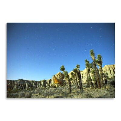 Americanflat 'Death Valley Moon Glow 2' by Murray Bolesta Photographic Print