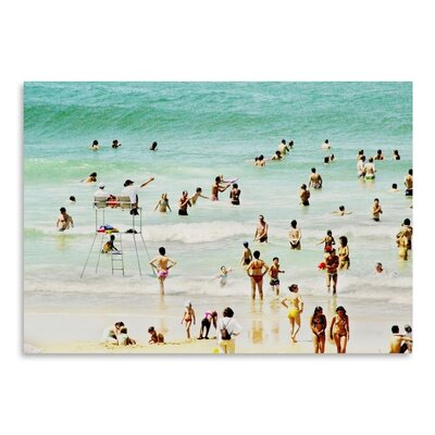 Americanflat 'French Beach' by Murray Bolesta Photographic Print