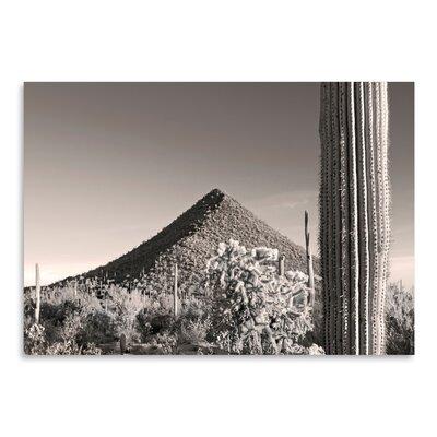 Americanflat 'Malpais Hill' by Murray Bolesta Photographic Print
