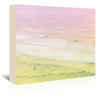 Americanflat 'Surfs-Up' by Mina Teslaru Art Print Wrapped on Canvas