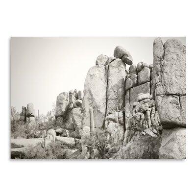 Americanflat 'Rock Wall' by Murray Bolesta Photographic Print