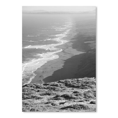 Americanflat 'Pacific Ocean Seascape 59' by Murray Bolesta Photographic Print