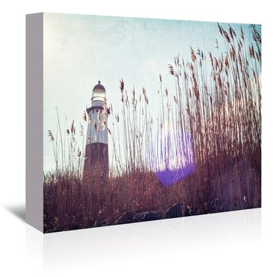 Americanflat 'Lighthouse' by Mina Teslaru Photographic Print Wrapped on Canvas