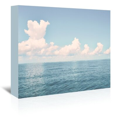 Americanflat 'Tulum-Mexico' by Mina Teslaru Photographic Print Wrapped on Canvas