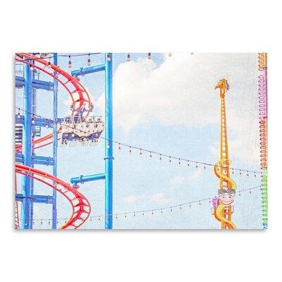 Americanflat 'Ride-The-Sky' by Mina Teslaru Photographic Print