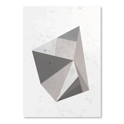 Americanflat 'Concrete_Gem2' by The Glass Mountain Graphic Art