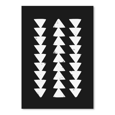 Americanflat 'Tribal_Arrows' by The Glass Mountain Graphic Art