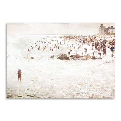 Americanflat 'Coney-Island-Mermaid' by Mina Teslaru Photographic Print