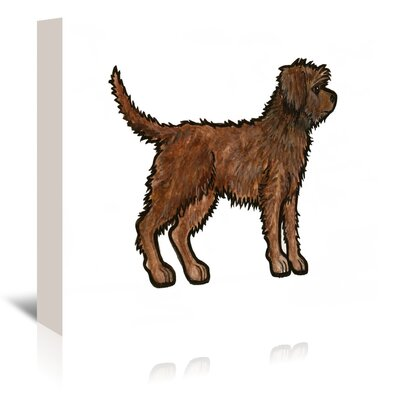 Americanflat 'Rough Patterdale' by Sally Pattrick Art Print Wrapped on Canvas