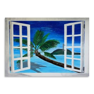 Americanflat Window To Paradise' by Markus Bleichner Art Print