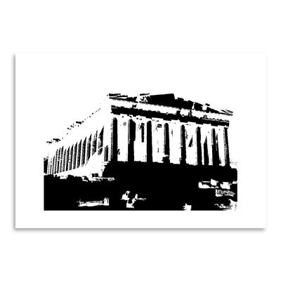 Americanflat 'Acropolis2' by Ikonolexi Graphic Art