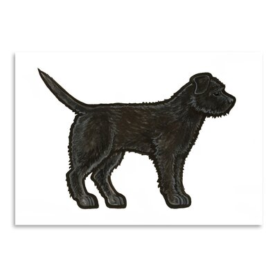 Americanflat 'Rough Patterdale 2' by Sally Pattrick Art Print