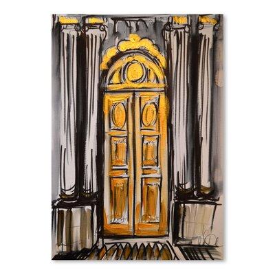 Americanflat 'Versailles Doors 2' by Cara Francis Art Print