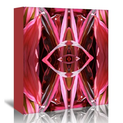 Americanflat 'Passion Flower' by Rose Anne Colavito Graphic Art Wrapped on Canvas