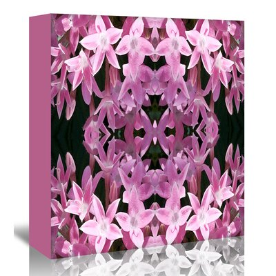 Americanflat 'Pentas2' by Rose Anne Colavito Graphic Art Wrapped on Canvas