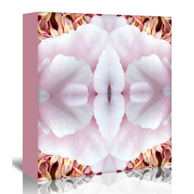 Americanflat 'Peony' by Rose Anne Colavito Graphic Art Wrapped on Canvas