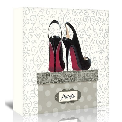 Americanflat 'Pumps' by Marco Fabiano - Wild Apple Art Print
