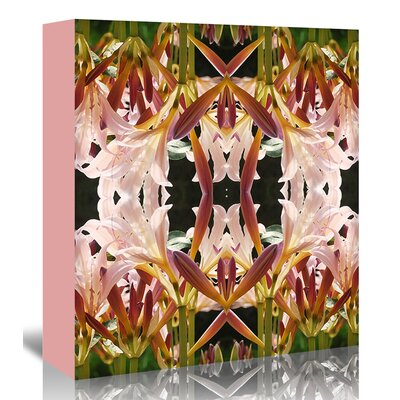 Americanflat 'Surprise Lilies' by Rose Anne Colavito Graphic Art Wrapped on Canvas