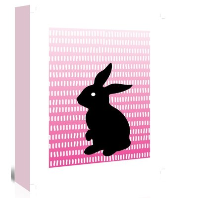 Americanflat 'Easter' by Ashlee Rae Graphic Art Wrapped on Canvas