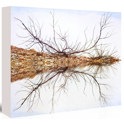 Americanflat 'Drift' by Mina Teslaru Photographic Print Wrapped on Canvas