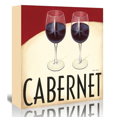 Americanflat Cabernet' by Marco Fabiano Vintage Advertisement