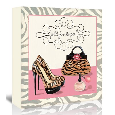 Americanflat Wild For Stripes' by Marco Fabiano Graphic Art