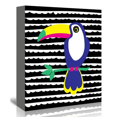 Americanflat Tropical Toucan.jpg' by Ashlee Rae Graphic Art on Canvas