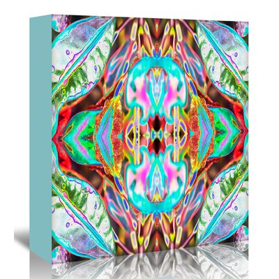 Americanflat Leaves 2 by Rose Anne Colavito Graphic Art Wrapped on Canvas