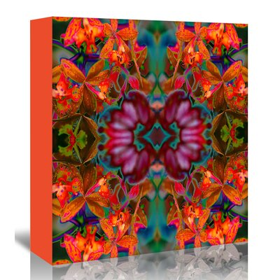 Americanflat 'Orchids 2' by Rose Anne Colavito Graphic Art