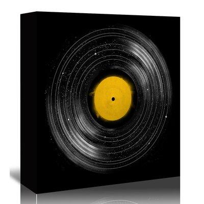 Americanflat 'Sound System' by Florent Bodart Graphic Art