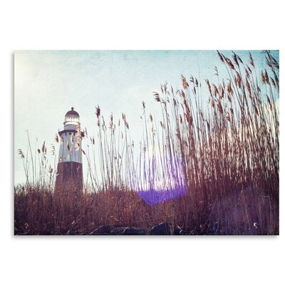 Americanflat 'Lighthouse' by Mina Teslaru Photographic Print