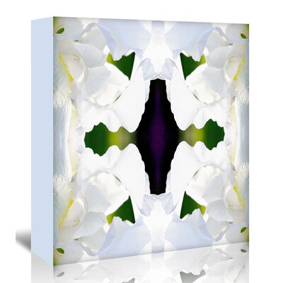 Americanflat Wedding Iris' by Rose Anne Colavito Graphic Art on Canvas