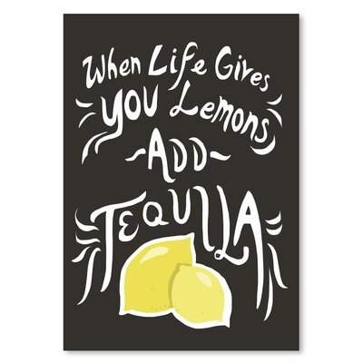 Americanflat 'Lemons' The Glass Mountain Vintage Advertisement