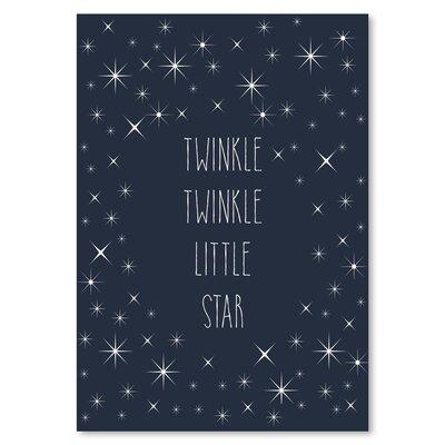 Americanflat 'Twinkle Twinkle' Typography