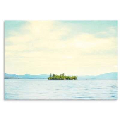 Americanflat 'Greetings-From-Nowhere-3' by Mina Teslaru Photographic Print