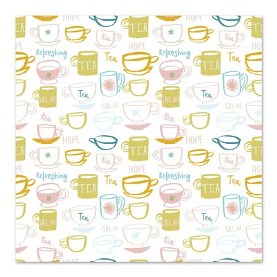Americanflat 'Teacups' by Emma McGowan Graphic Art