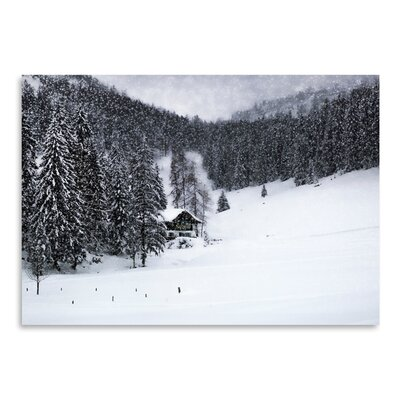 Americanflat 'Germany Bavarian Winter's Tale IX' by Melanie Viola Photographic Print