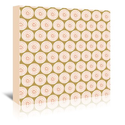 Americanflat 'Flower Child 4' by Jocelyn Proust Graphic Art Wrapped on Canvas